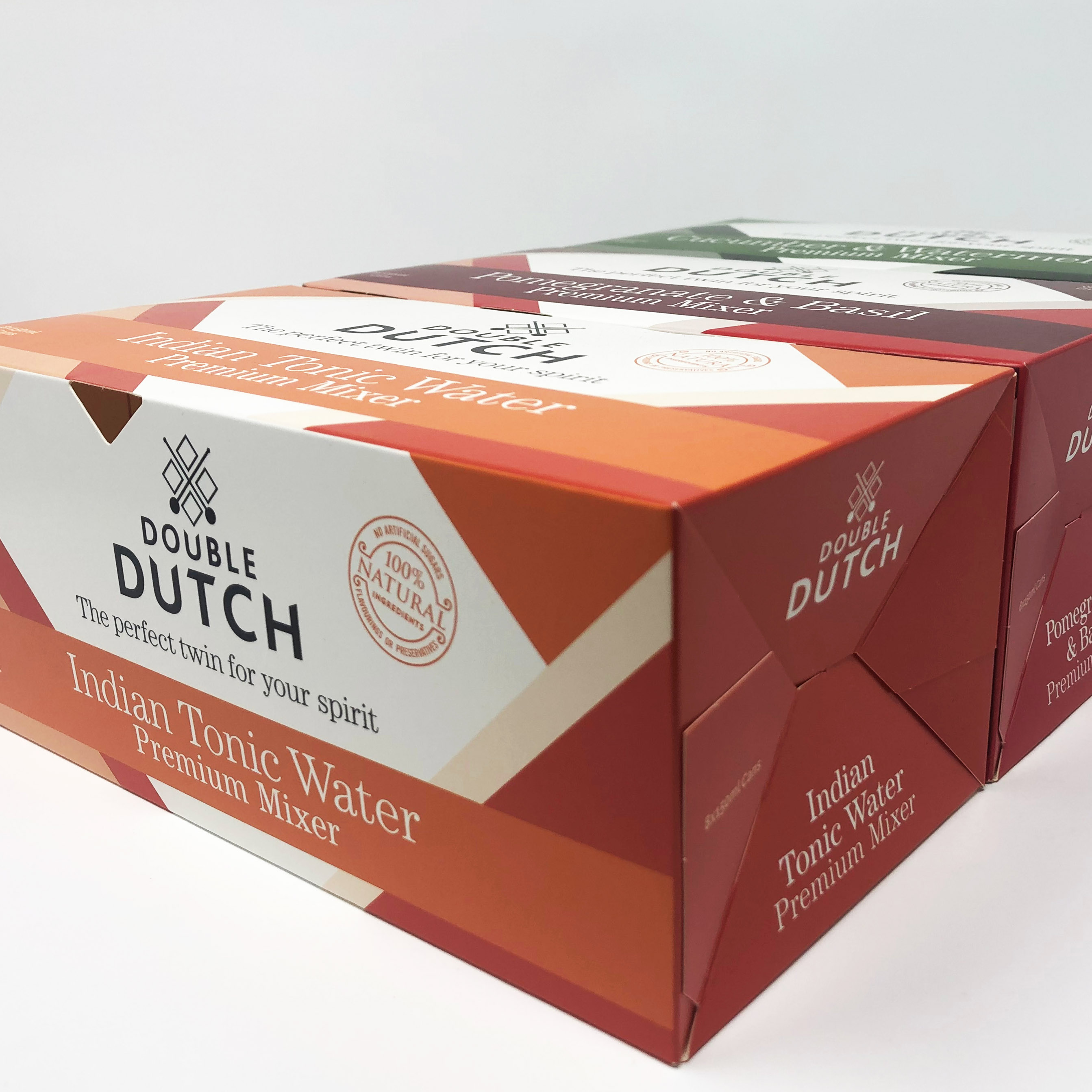 Drinks Multipack Printed Boxes